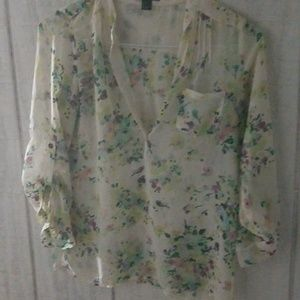 Beauitful spring blouse